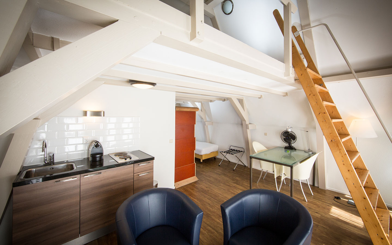 Le Coin Design triple room / family room